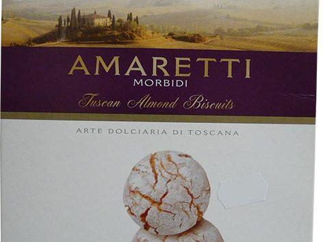 Amaretti morbidi - Corsini