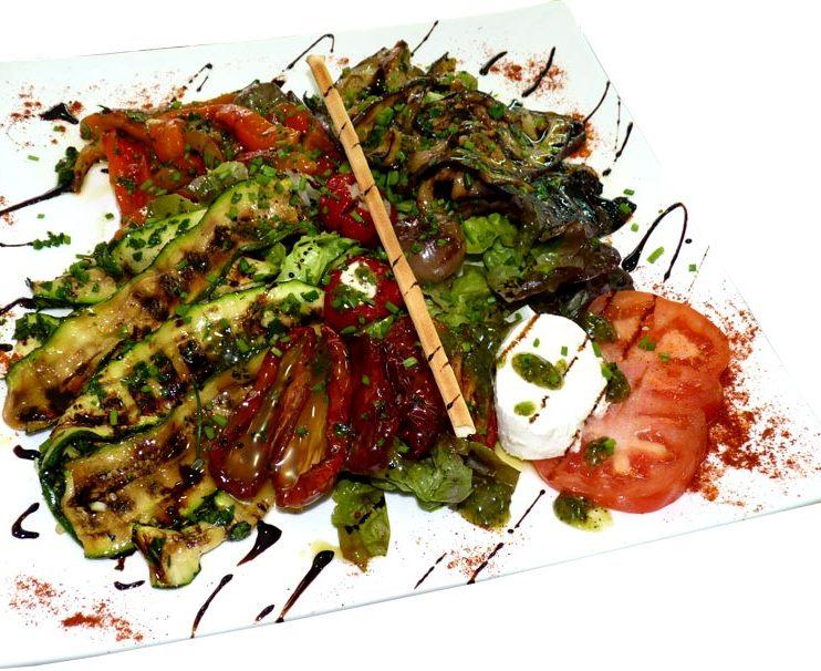 Antipasti - salade