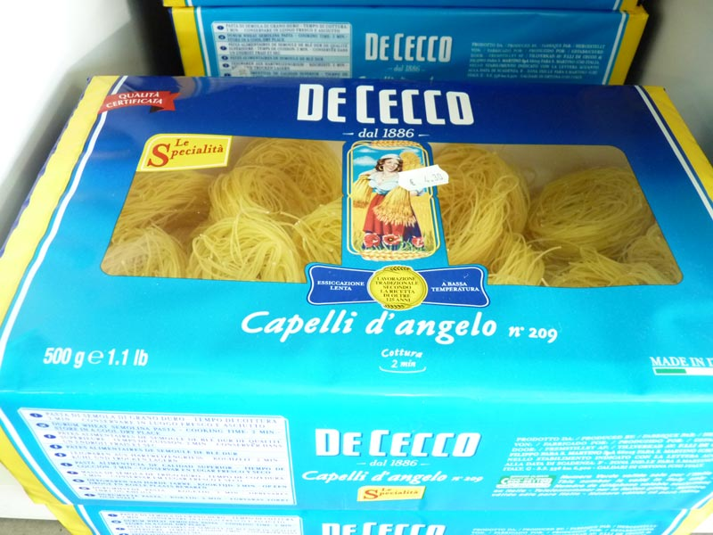 Capelli d'angelo n°209