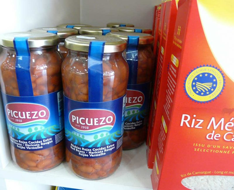 Haricots rouges Picuezo