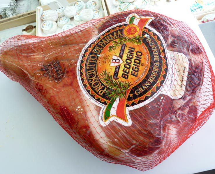 Jambon de Parme Bedogni Egidio, Lanchirano - Parma - Italy