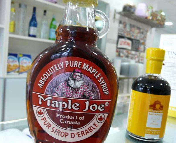 Maple Joe Sirop d'érable pur