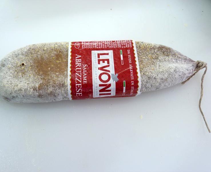 Salame abruzzeze Levoni