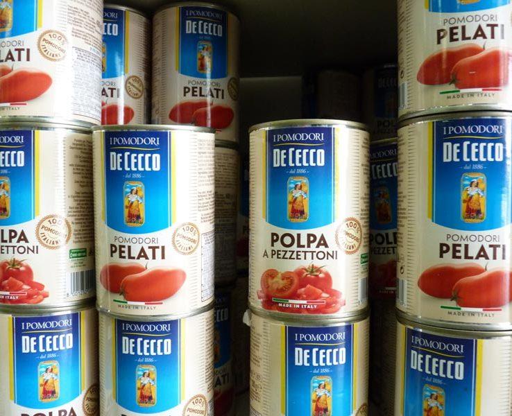 Sauce tomate De Cecco