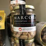 Amandes grillées Marcona