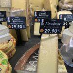 Fromages AOP Comté Affinages 16, 18, 24 et 36 mois et Reblochons fermiers