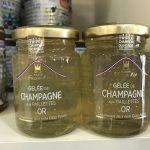 Gelée de Champagne aux paillettes d'or Francis Miot