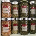 Les Impeccables : haricots blancs, flageolets verts, haricots verts