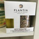Petit épeautre du Mont Ventoux aux cèpes et à la truffe d'été - Plantin