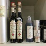 Vinaigres balsamiques Leonardi et Plantin à la truffe